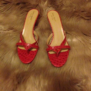 Kate Spade New York Strappy  size 71/2